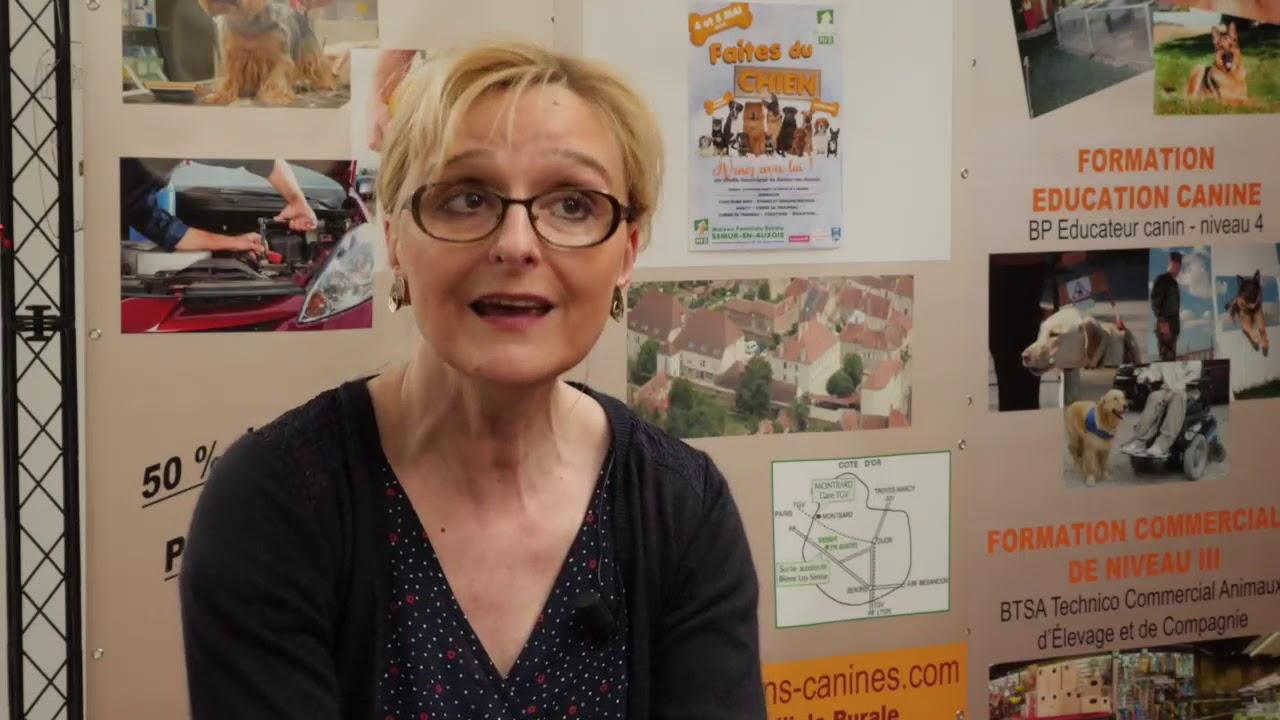 MFR de Semur en Auxois : Le projet éducatif. - YouTube
