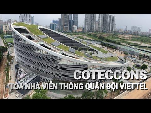 Coteccons và Hành trình Chinh phục dự án Tòa nhà Viễn thông Quân đội Viettel (English Subtittle)