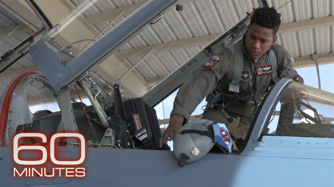 Download An F-22 pilot on why he felt discriminated against in the Air Force