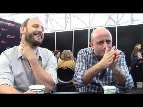 'The Boys'  Evan Goldberg, Eric Kripke  NYCC