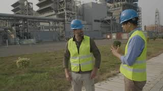 Gas Turbines Power Plant