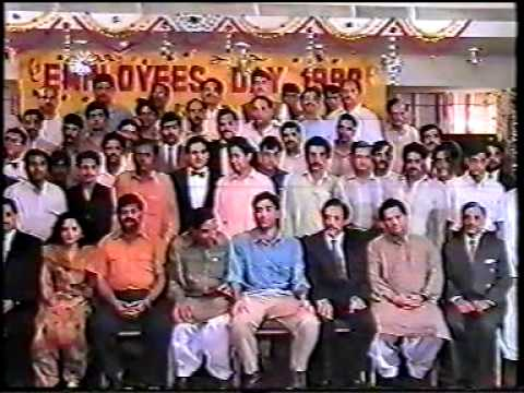 Holiday Inn Lahore Employees Day 1998  (1/3)