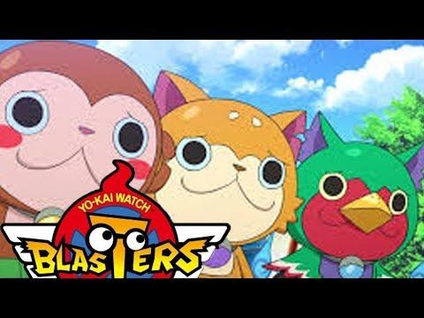 Yo-kai Watch Blasters — Hunt For the Momotaronyan!