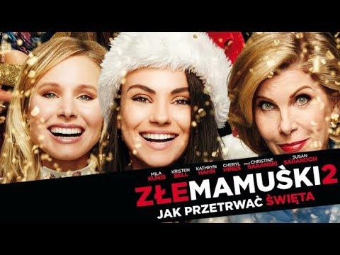 ZŁE MAMUŚKI 2. JAK PRZETRWAĆ ŚWIĘTA - zwiastun PL (premiera: 3 listopada 2017)