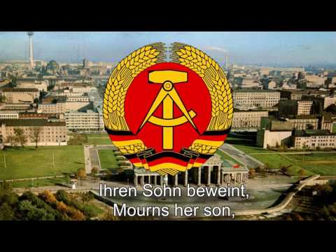 National Anthem of East Germany (1949-1990) - Auferstanden Aus Ruinen (Risen from Ruins)