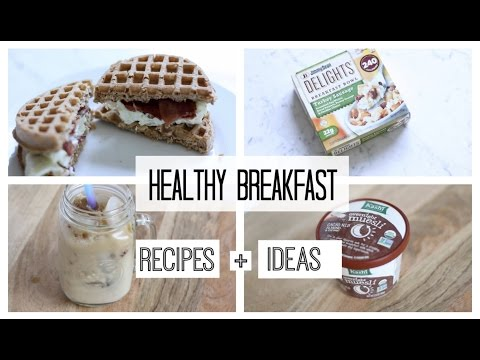 Healthy On The Go Breakfast Ideas for School + Hacks!