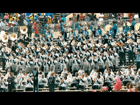 Rockstar by Post Malone | Jackson State University Marching Band 2017 | BOOMBOX CLASSIC 2017 | 4K