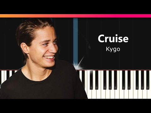 Kygo - Cruise ft Andrew Jackson EASY Piano Tutorial - Chords - How To Play - Cover
