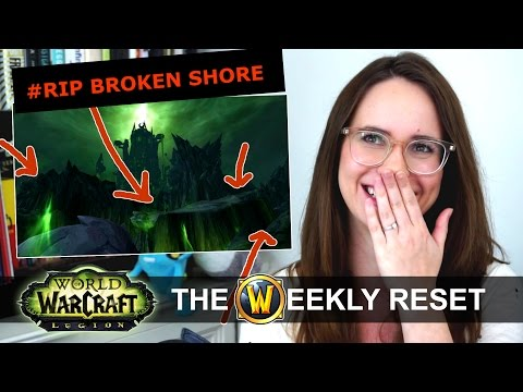 Mob Scaling Fixed (Sort Of) & Best Bugs of 7.2! The Weekly reset: WoW Legion News