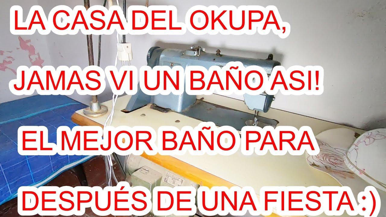 INTRIGANTES CASA DONDE VIVIAN LOS OKUPAS! 2  URBEX WOMAN