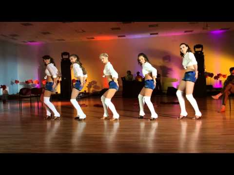 2014.05.02 - Kizomba Ladies Show at Latvian Sensual Dance Festival 2014