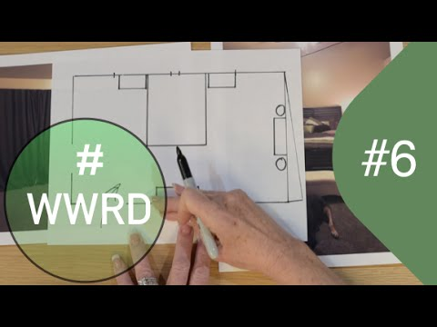 How To Decorate a MASTER BEDROOM | #WWRD 6