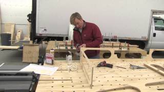 Building The Paulk Total Station Part 6 Assembling The Bench Top