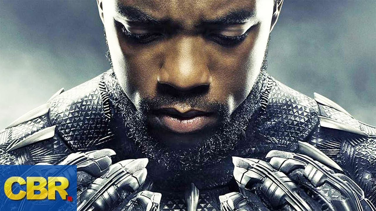 Black Panther: Remembering Chadwick Boseman (1976-2020)