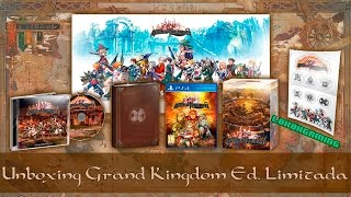 Vídeo Grand Kingdom