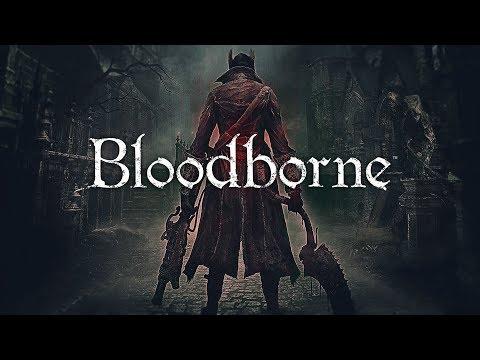 Прохожу весь Bloodborne + вебка