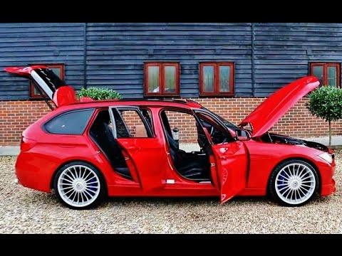 BMW Alpina D3 Bi-Turbo Touring (F31) Melbourne Red Metallic quick look