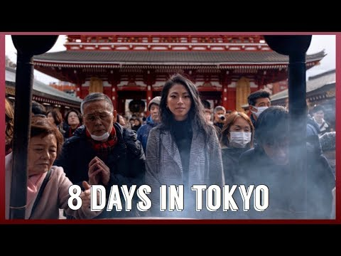 FIRST TIME IN TOKYO | JAPAN TRAVEL VLOG 2019