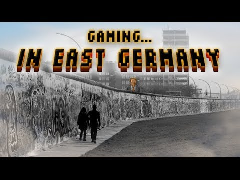 Gaming Beyond the Iron Curtain: East Germany - YouTube