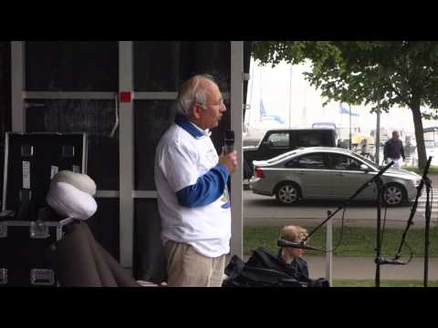 Ambassador's speech during Yoga Day celebrations in Helsinki