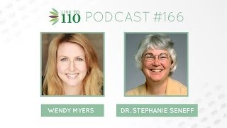 Live to 110 Podcast #166 Glyphosate and How to Detox It with Dr. Stephanie Seneff