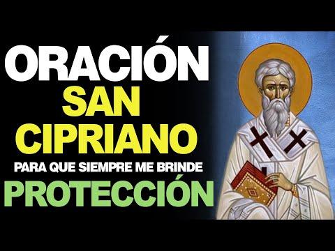 🙏 Oración Poderosa a San Cipriano de PROTECCIÓN TOTAL 🙇