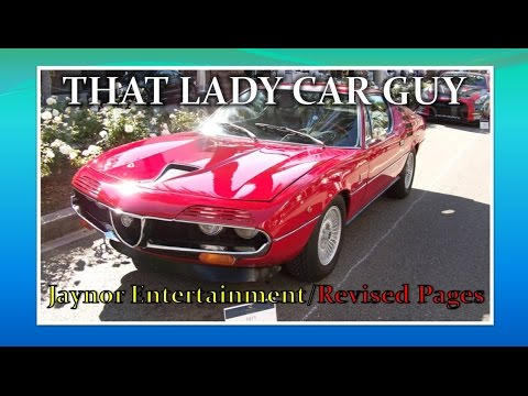 2016 Beverly Hills Concours D'Elegence  - 2nd Look Sports Car Saturday 4 - That Lady Car Guy