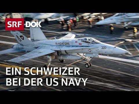Ein Schweizer auf dem Flugzeugträger