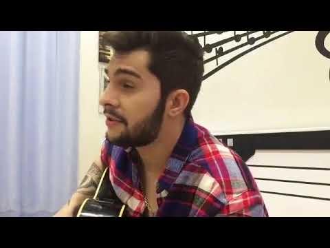 Vinicius Lobo - Como Não Me Apaixonar - Jorge & Mateus (Cover)