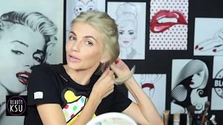 модные прически для средних волос видео