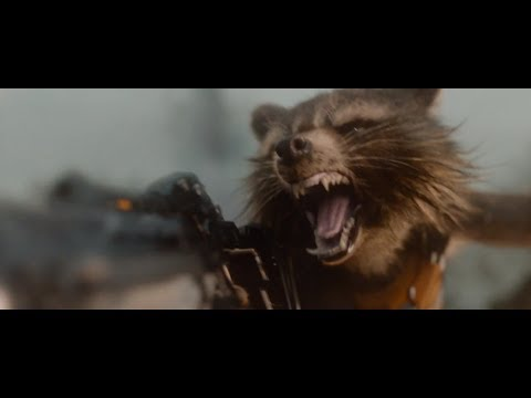 Guardians of the Galaxy trailers