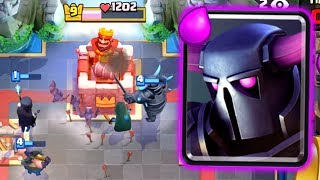 Clash Royale - BEST PEKKA DECK!