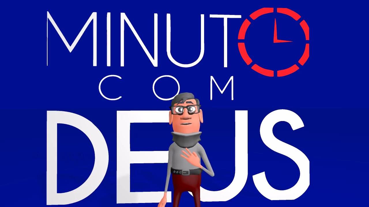 Preencha sua mente com o que te dá esperança   Minuto com Deus Animações