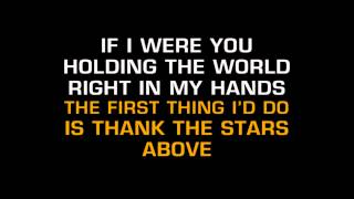 Hoobastank - If I Were You (Karaoke)