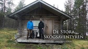 Vandring i gränslandet - Norge, Finland & Ryssland