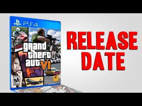 GTA 6 RELEASE DATE CONFIRMED! (ITS HERE)
