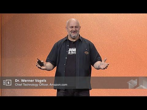 AWS Summit New York 2016: Keynote with Werner Vogels