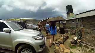 New year 2013/2014 Drakensberg South Africa- (GoPro Hero 3 Black)