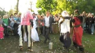 Свадьба в деревне дело непростое 2013 год пляски 1-2-й день драка