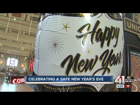 New Year's Eve celebrations in Kansas City