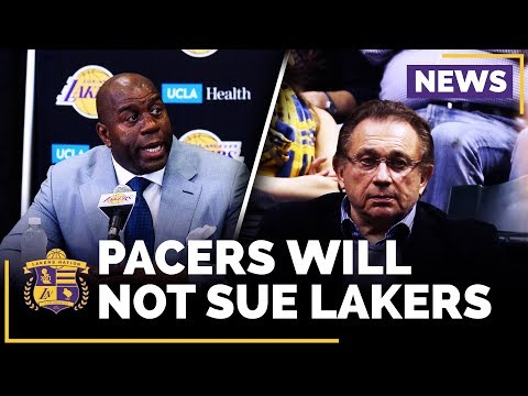 Indiana Pacers Will Not Sue Lakers For Paul George Tampering