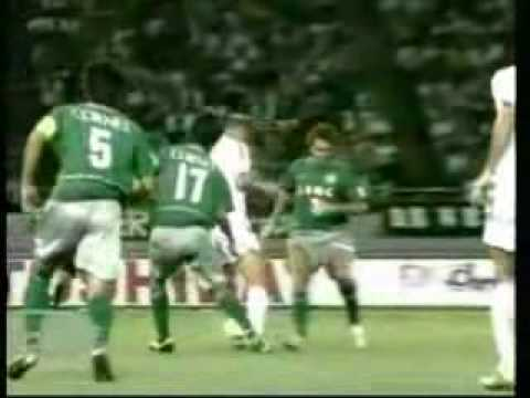zidane top 10 goals on real madrid tv