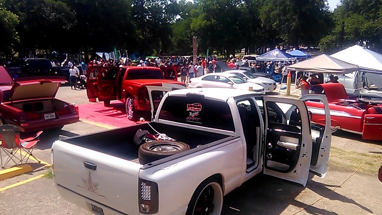 San Antonio Car Show At Comanche Park Ft Swift Car Club DJ - Car show san antonio 2018