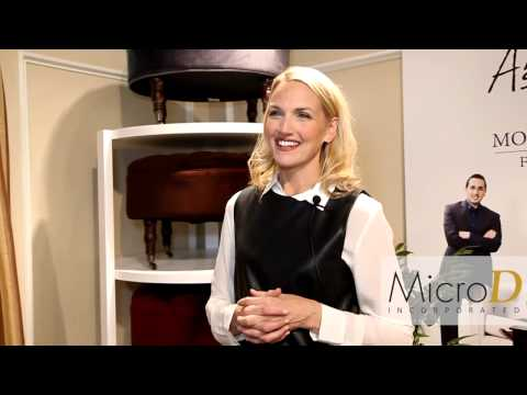 Furniture Today Catches Up With Monica Pedersen At Las Vegas Market