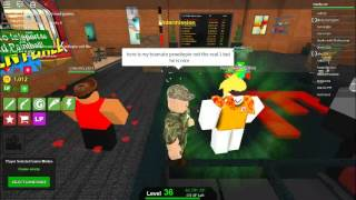 I am playing roblox !