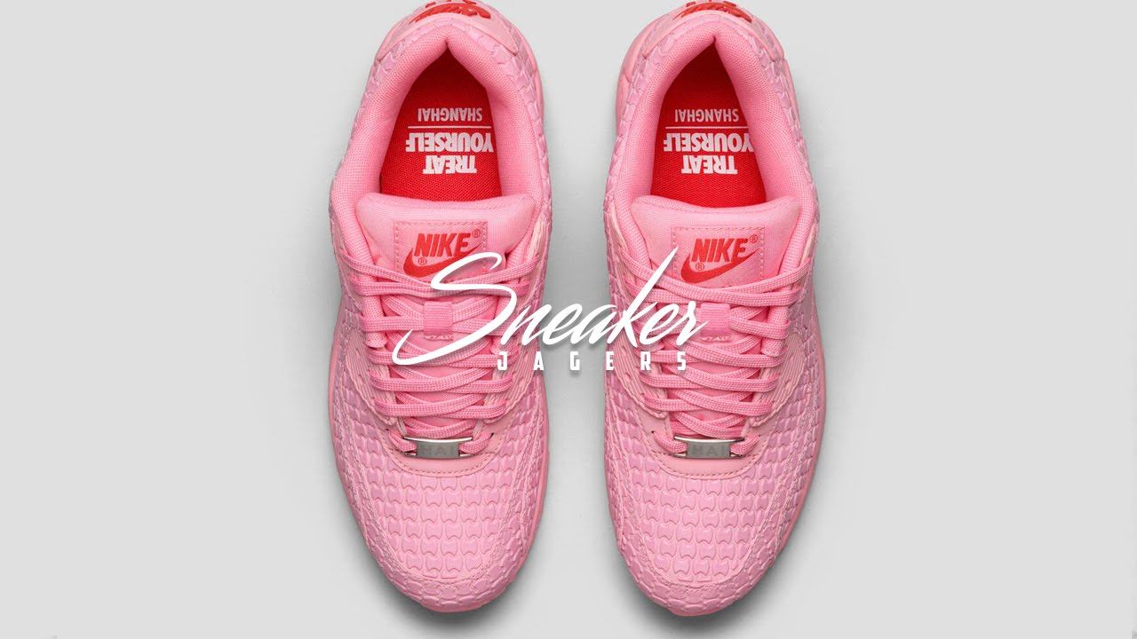 Nike Air Max 90 Sweet City Pack Shanghai Must Win Cake