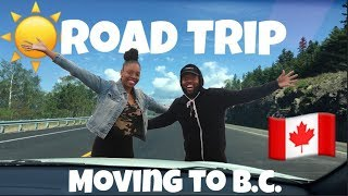 WE DROVE ACROSS CANADA | TRAVEL VLOG