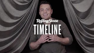 Timeline: Tiziano Ferro