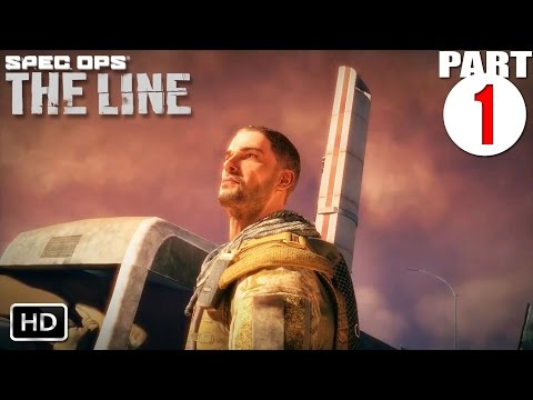 Spec Ops: The Line ᴴᴰ (Part 1 - Chapter 1: The Evacuation) [PC, No Commentary]