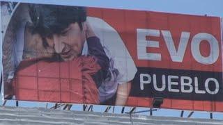 El Constitucional boliviano habilita nueva candidatura de Evo Morales en 2019 2017 Video